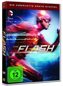 The Flash: Staffel 1 Box (5 DVDs)