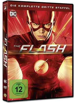 Flash Staffel 3 Start