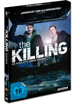 The Killing: Staffel 1 Box (4 DVDs)