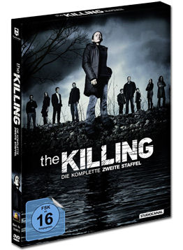 The Killing: Staffel 2 Box (4 DVDs)