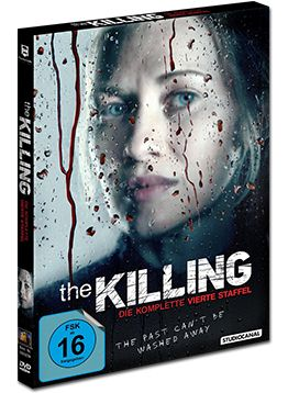 The Killing: Staffel 4 Box (2 DVDs)