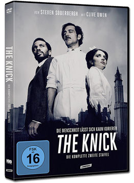 The Knick: Staffel 2 Box (4 DVDs)