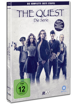 The Quest: Die Serie - Staffel 1 Box (2 DVDs)