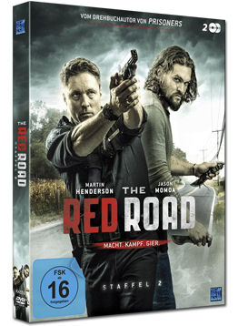 The Red Road: Staffel 2 Box (2 DVDs)