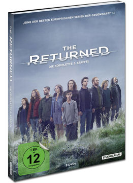 The Returned: Staffel 2 Box (3 DVDs)