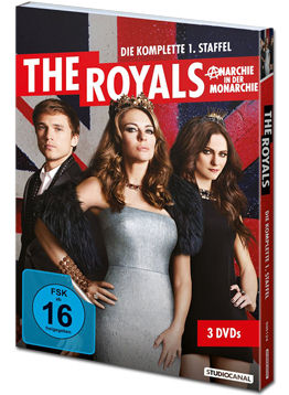 The Royals: Staffel 1 Box (3 DVDs)