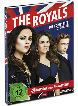 The Royals: Staffel 2 Box (3 DVDs)