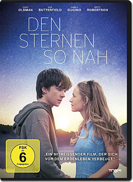 Den Sternen so nah - The Space Between Us