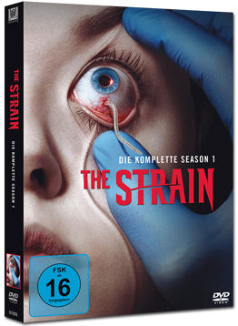 The Strain: Staffel 1 Box (4 DVDs)