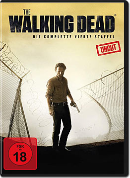 The Walking Dead: Staffel 4 Box (5 DVDs)