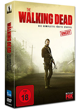 The Walking Dead: Staffel 5 Box (5 DVDs)