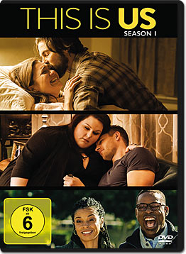This Is Us: Staffel 1 (5 DVDs)