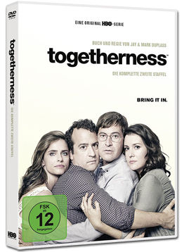 Togetherness: Staffel 2 Box