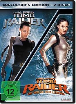 Tomb Raider 1 & 2 - Collector's Edition (2 DVDs)