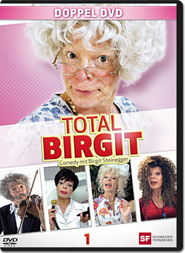 Total Birgit Vol. 1 (2 DVDs)