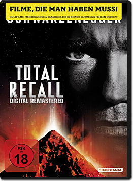 Total Recall - Digital Remastered