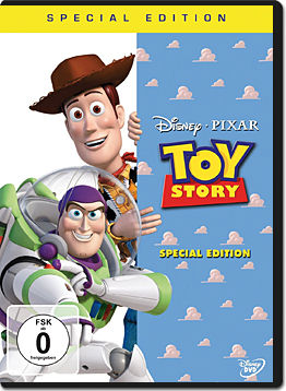 Toy Story 1 - Special Edition