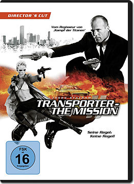 Transporter 2: The Mission - Director's Cut