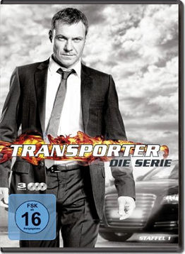 Transporter: Die Serie - Staffel 1 Box (3 DVDs)
