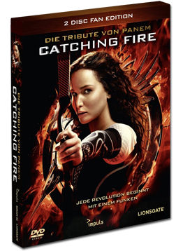 Die Tribute von Panem: Catching Fire - Fan Edition (2 DVDs)
