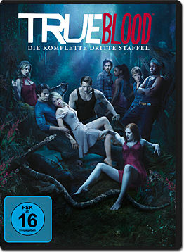 True Blood: Staffel 3 Box (5 DVDs)