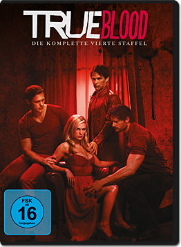 True Blood: Staffel 4 Box (5 DVDs)