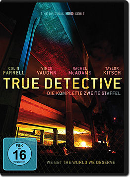 True Detective: Staffel 2 Box (3 DVDs)
