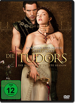 Die Tudors: Season 2 Box (3 DVDs)
