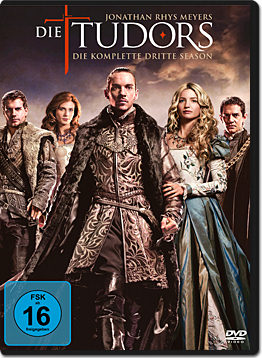 Die Tudors: Season 3 Box (3 DVDs)