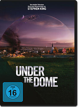 Under the Dome: Staffel 1 Box (4 DVDs)