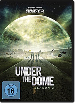 Under the Dome: Staffel 2 Box (4 DVDs)