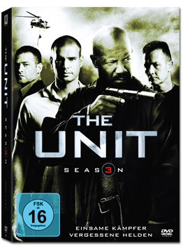 The Unit: Season 3 Box (3 DVDs)