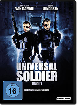 Universal Soldier - Uncut Edition