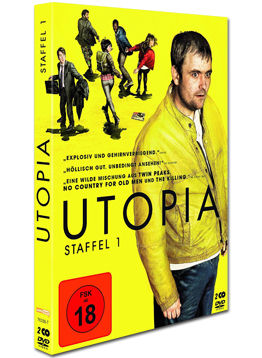 Utopia: Staffel 1 Box (2 DVDs)