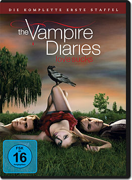 The Vampire Diaries: Die komplette Staffel 1 Box (6 DVDs)