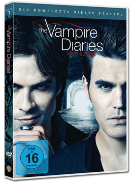 The Vampire Diaries: Die komplette Staffel 7 Box (5 DVDs)