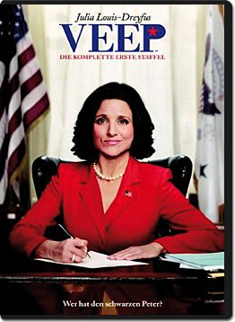 Veep: Staffel 1 Box (2 DVDs)