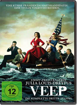 Veep: Staffel 3 Box (2 DVDs)