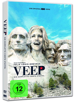 Veep: Staffel 4 Box (2 DVDs)