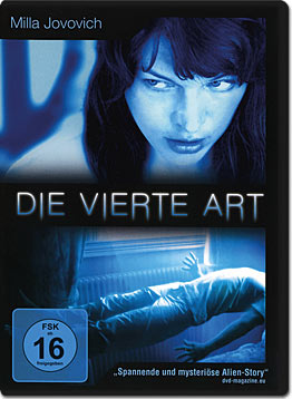 Die Vierte Art [DVD Fi... Milla Jovovich 2018