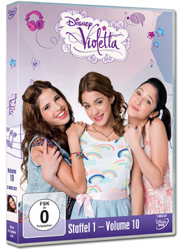 Violetta: Staffel 1 Vol. 10 (2 DVDs)