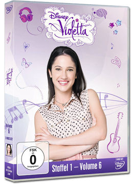 Violetta: Staffel 1 Vol. 06 (2 DVDs)