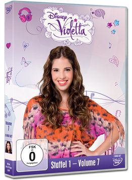 Violetta: Staffel 1 Vol. 07 (2 DVDs)