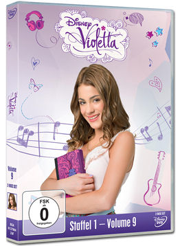 Violetta: Staffel 1 Vol. 09 (2 DVDs)