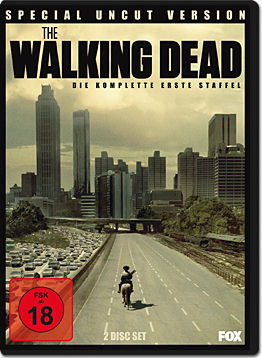 The Walking Dead: Staffel 1 Box - Uncut Version (2 DVDs)