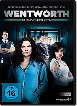 Wentworth: Staffel 3 Box (4 DVDs)