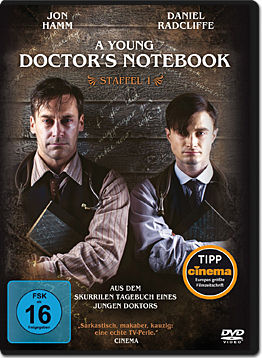 A Young Doctor's Notebook: Staffel 1 Box