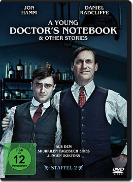 A Young Doctor's Notebook: Staffel 2 Box