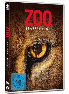 Zoo: Staffel 1 Box (4 DVDs)