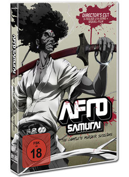Afro Samurai - The Complete Murder Sessions (2 DVDs)